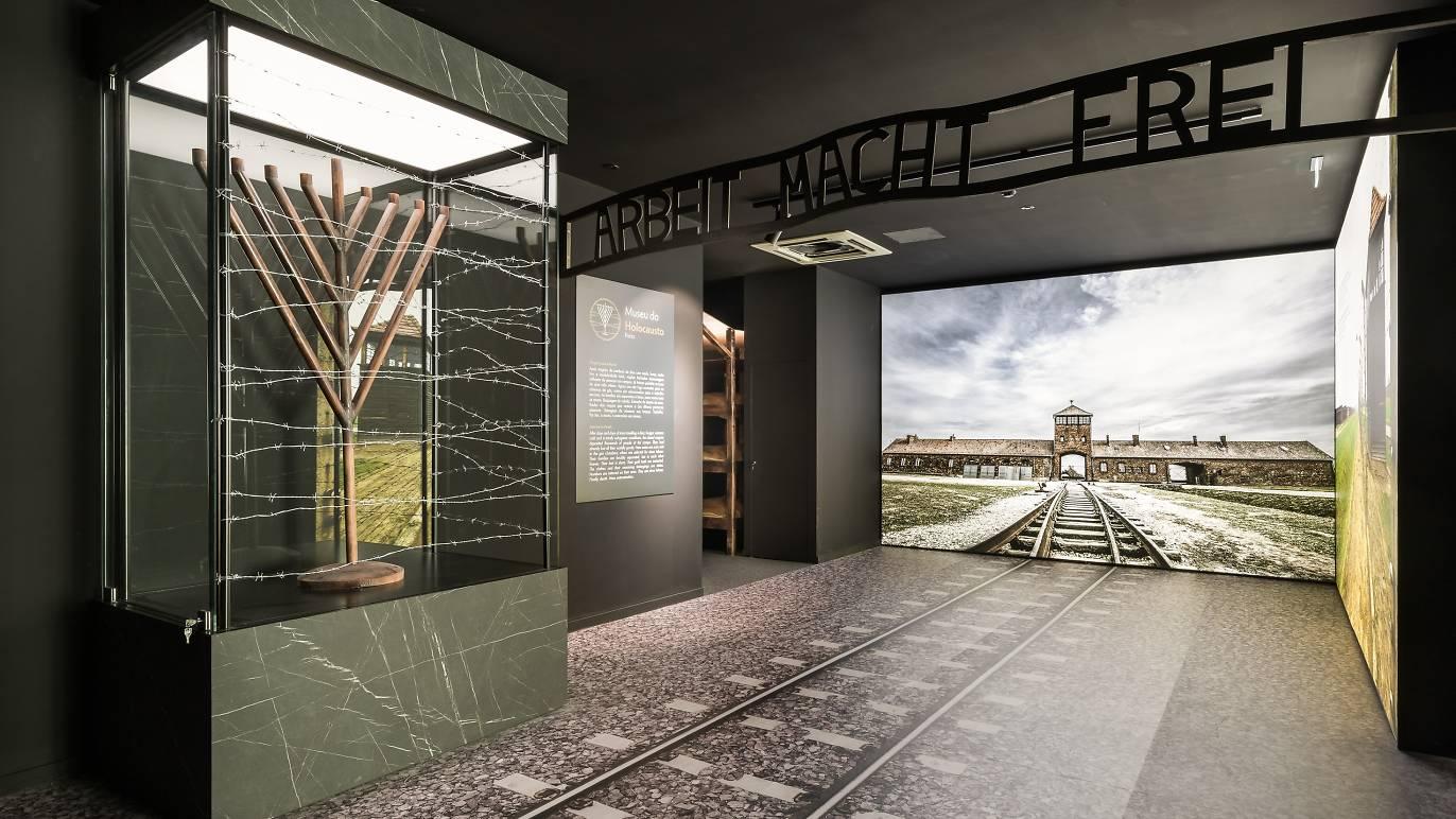 Musée de l´holocauste de Porto