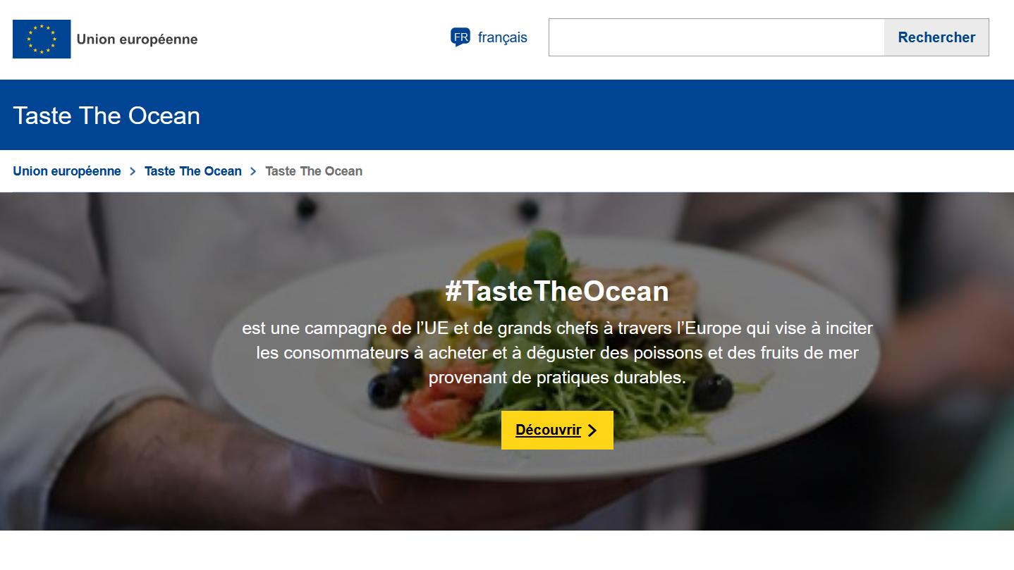 Taste The ocean