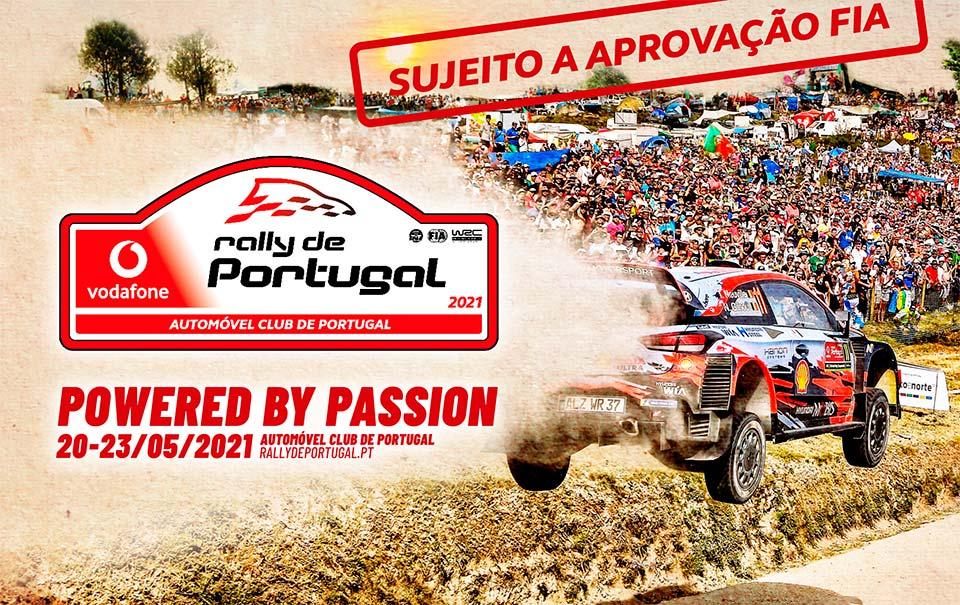 Rally du Portugal